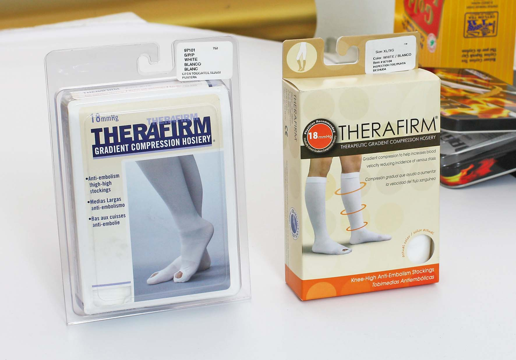Therafirm Anti Embolizm Çorabı